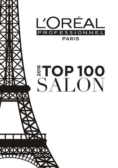 Loreal top 100 Salons