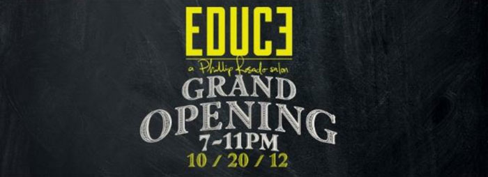 Educe Salon Orlando, FL Grand Opening