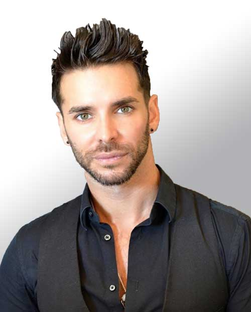 John Gatto at EDUCE SALON - Orlando Hair Stylist