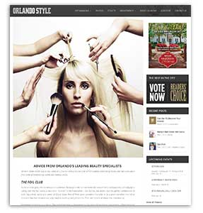 Educe Salon Featured in Orlando Style Magazine | Press