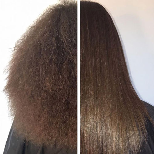 Keratin Treatment at Educe Salon Orlando, FL