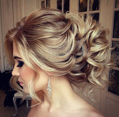 Short Hairstyle For Join Wedding: Wedding Hair Stylists In