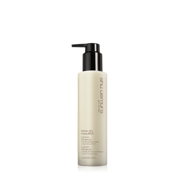Blow Dry Beautifier Thermo bb Hair Serum- Fine hair Shu Uemura