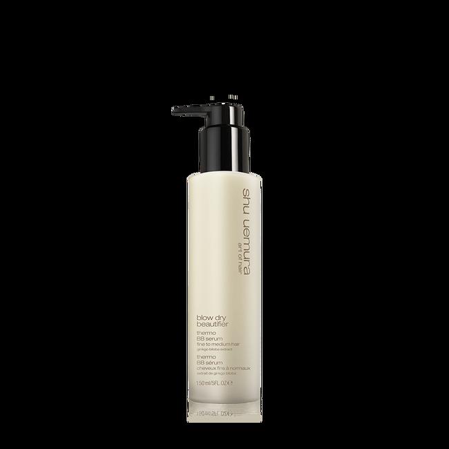 Blow Dry Beautifier Thermo Bb Hair Serum Fine Hair Shu Uemura