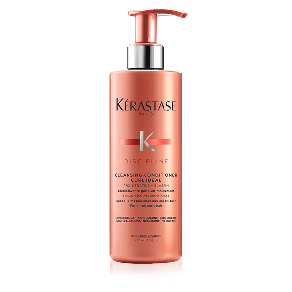 DISCIPLINE Curl Idéal Cleansing Conditioner KÉRASTASE