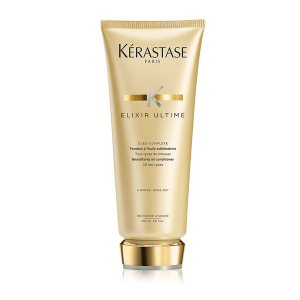 Elixir Ultime Fondant Nourishing Hair Oil Conditioner Kérastase