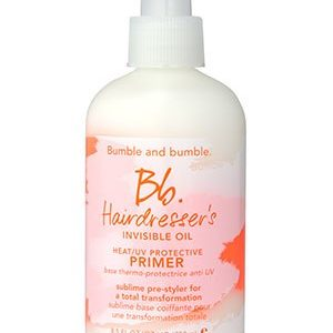 Hairdresser's Invisible Oil Heat & UV Protective Primer - Bumble and bumble
