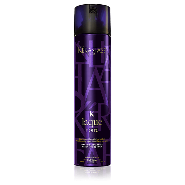 Laque Noire – Extra-Strong Hold Hairspray Kérastase