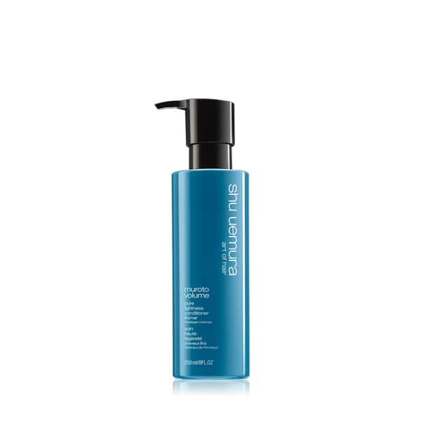 Muroto Volume Fine Hair Conditioner Shu Uemura Art of Hair