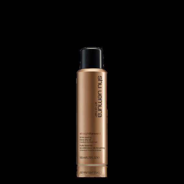 Straightforward Blow Dry Oil Spray Shu Uemura Art of Hair