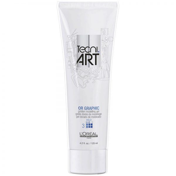 Tecni.ART Or Graphic Modelling Gel L'Oréal Professionnel