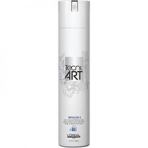 Tecni.Art Infinium 4 Hairspray Extreme Hold | L'Oréal Professionnel