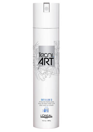 Tecni.Art Inifinium 3 Medium Hold Working Hairspray L'Oréal Professionnel