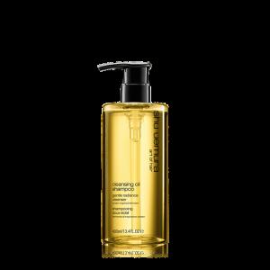 cleansing oil shampoo adds shine & softness | Shu Uemura