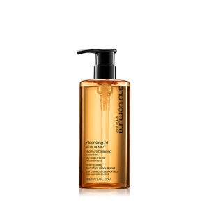 cleansing oil shampoo for dry hair and scalp | Shu Uemura