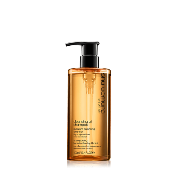 cleansing oil shampoo for dry hair and scalp Shu Uemura