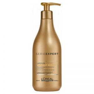 Série Expert Absolut Repair Lipidium Shampoo | L'Oréal Professionnel