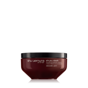 shusu sleek hair mask Anti-frizz, paraben-free hair mask | Shu Uemura