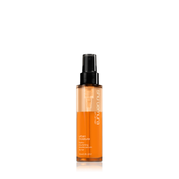 urban moisture double hair serum Shu Uemura Art of Hair