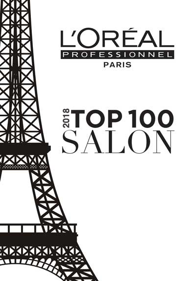 Loreal top 100 Salons