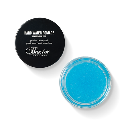 Mens-Firm-Hold-Shine-Finish-Hard-Water-Pomade