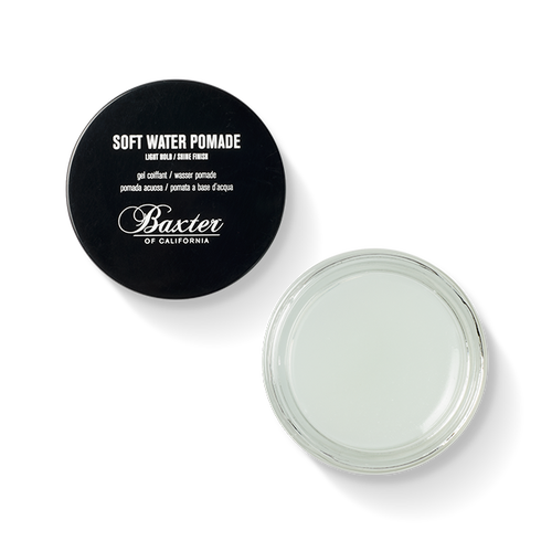 Mens-Light-Hold-Shine-Finish-Soft-Water-Pomade