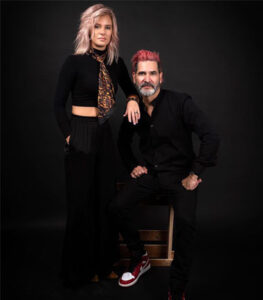Phillip & Alicia Rosado | Educe Salon Orlando Florida Owners